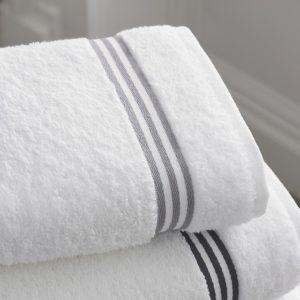濡らしたタオル